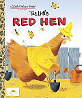 The Little Red Hen (Little Golden Book Series)