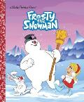 Frosty the Snowman (Frosty the Snowman) (Little Golden Book)