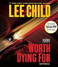 Worth Dying for (Jack Reacher Novels) Cover