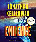 Evidence: An Alex Delaware Novel Cover