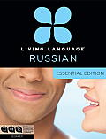Living Language Russian [With 3 CDs]