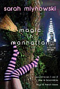 Magic in Manhattan: Bras & Broomsticks and Frogs & French Kisses: Bras & Broomsticks/Frogs & French Kisses Cover