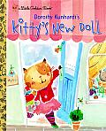 Kitty's New Doll Cover