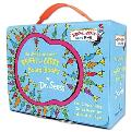 The Little Blue Box of Bright and Early Board Books by Dr. Seuss Cover