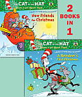 A Reindeer's First Christmas/New Friends for Christmas (Dr. Seuss/Cat in the Hat) (Deluxe Pictureback) Cover