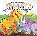 Rumble! Roar! Dinosaurs! Cover