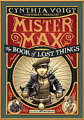 Mister Max: The Book of Lost Things Cover