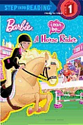 I Can Be a Horse Rider (Barbie) Cover