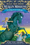 Magic Tree House #49: Stallion by Starlight (Stepping Stone Book)