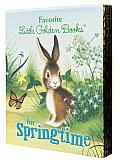 Favorite Little Golden Books for Springtime