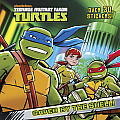 Saved by the Shell! (Teenage Mutant Ninja Turtles) (Pictureback)