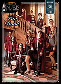 House of Anubis Fan Book (House of Anubis) (Full-Color Activity Book with Stickers) Cover