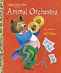 Animal Orchestra (Little Golden Book Series)