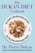 The Dukan Diet Cookbook: The Essential Companion to the Dukan Diet Cover