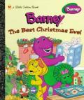 Barney The Best Christmas Eve