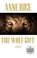 The Wolf Gift (Large Print) Cover