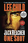 One Shot (Large Print) (Jack Reacher Novels) Cover