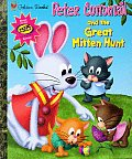 Peter Cottontail and the Great Mitten Hunt (Little Golden Book)
