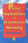 Policy Implications of Greenhouse Warming