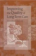 Improving the Quality of Long-Term Care Cover