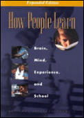 How People Learn: Brain, Mind, Experience, and School Cover