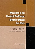 Minorities in the chemical workforce