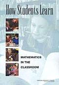 How Students Learn : Mathematics in the Classroom - With CD (05 Edition) Cover