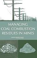 Managing Coal Combustion Residues in Mines
