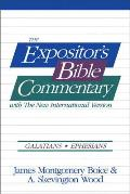 Galatians, Ephesians (Expositor's Bible Commentary)