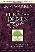 The Purpose-Driven Life Cover