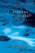 Streams in the Desert: 366 Daily Devotional Readings (Large Print)