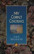 NIV Compact Concordance (NIV Compact)