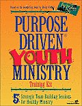 Purpose Driven Youth Ministry Training Kit : Facilitator's Guide (00 Edition)