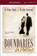 Boundaries in Dating Participant's Guide: Making Dating Work Cover