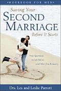 Saving Your Second Marriage Workbook Men