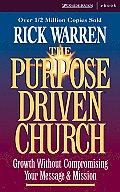 Purpose-Driven. Church