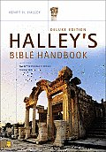 Halley's Bible Handbook With the New International Version---deluxe Edition (07 Edition)
