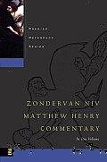 Zondervan NIV Matthew Henry Commentary (Premier Reference)