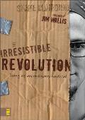 The Irresistible Revolution: Living As an Ordinary Radical Cover