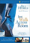 Just Walk Across the Room Curriculum Kit: Simple Steps Pointing People to Faith (Small Group DVD)