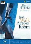 Just Walk Across the Room DVD: Four Sessions on Simple Steps Pointing People to Faith (Small Group DVD)