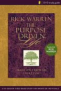 Purpose Driven Life DVD Study Guide: A Six-Session Video-Based Study for Groups or Individuals (Purpose Driven(r) Life)