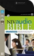 Audio Bible-NIV Cover