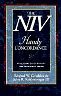 The NIV Handy Concordance