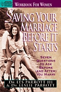 Saving Your Marriage Workbook For Women