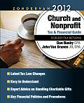 Zondervan 2012 Church & Nonprofit Tax & Financial Guide For 2012 Tax Returns