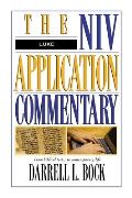Luke (NIV Application Commentary)