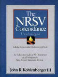 Nrsv Concordance Unabridged Including Th