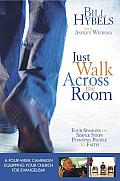 Just Walk Across the Room Curriculum Kit Updated: Simple Steps Pointing People to Faith Cover