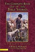 Complete Book Of Bible Stories A Timeles